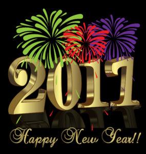 65296118 - 2017 happy new year